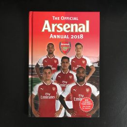The Official ARSENAL Annual 2018