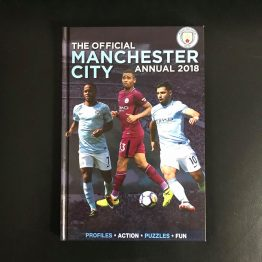 The Official Manchester City Annual 2018