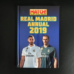 The Official Real Madrid Annual 2019