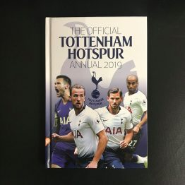 The Official Tottenham Hotspur Annual 2019