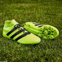 adidas ACE 16.1 Primeknit FG - Giày đá banh adidas chính hãng - Azzurro