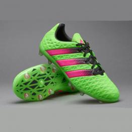 adidas Kids ACE 16.1 FG/AG - Giày đá banh adidas chính hãng - Azzurro
