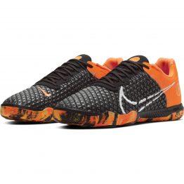 Nike React Gato IC - Đen/Cam - Giày đá banh Nike chính hãng