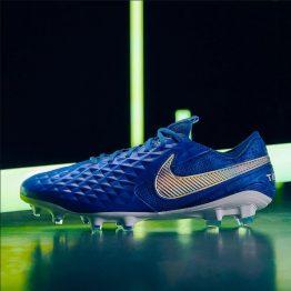 Nike Tiempo Legend 8 Elite FG - Giày đá banh Nike chính hãng - Azzurro