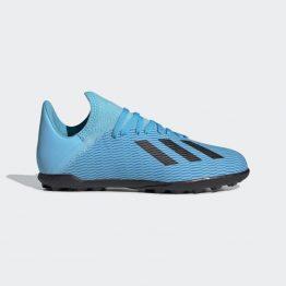 adidas Kids X 19.3 TF - Giày đá banh adidas chính hãng - Azzurro Sport